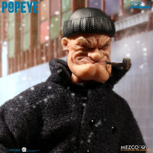 Mezco Popeye 10