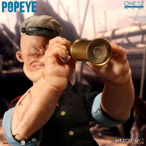 Mezco Popeye 11