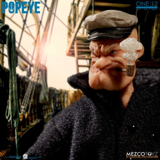 Mezco Popeye 12