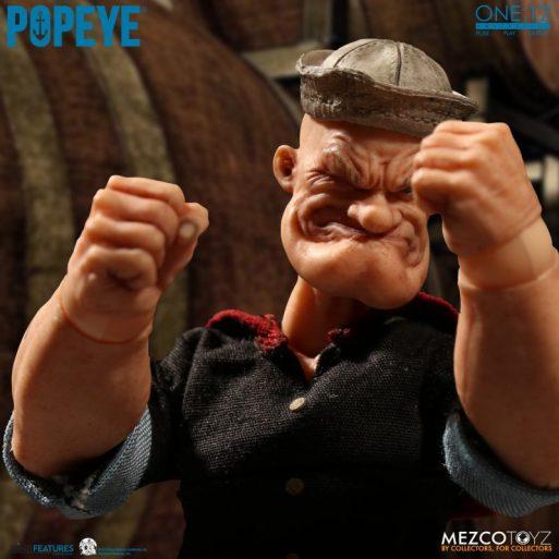 Mezco Popeye 16