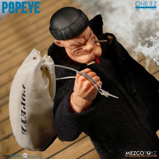 Mezco Popeye 18