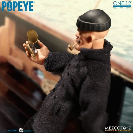 Mezco Popeye 2