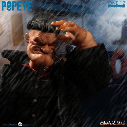 Mezco Popeye 3