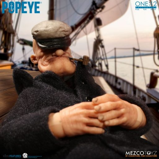 Mezco Popeye 7