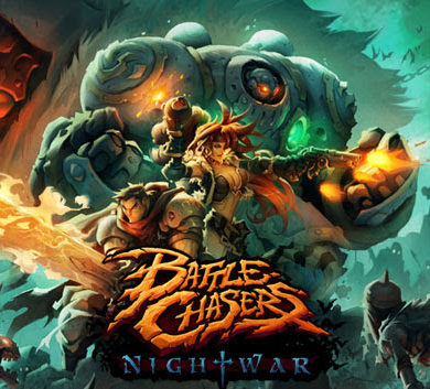 Battle Chasers: Nightwar - cover