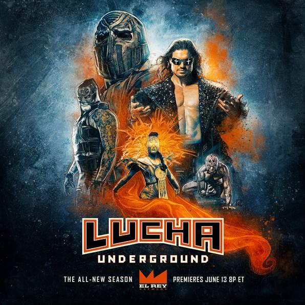 Путеводитель по Вселенной Lucha Underground
