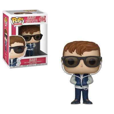 Baby Driver Pop! Figure