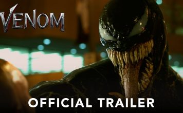 Venom Official Trailer