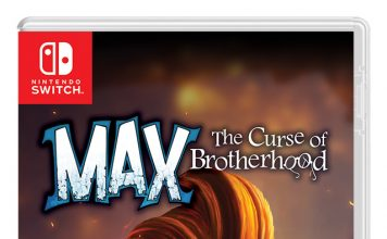 Max: The Curse of Brotherhood - box shot