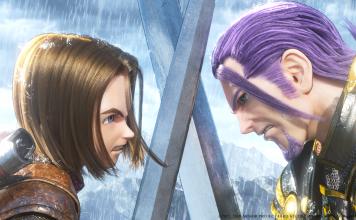 Dragon Quest XI - good vs evil