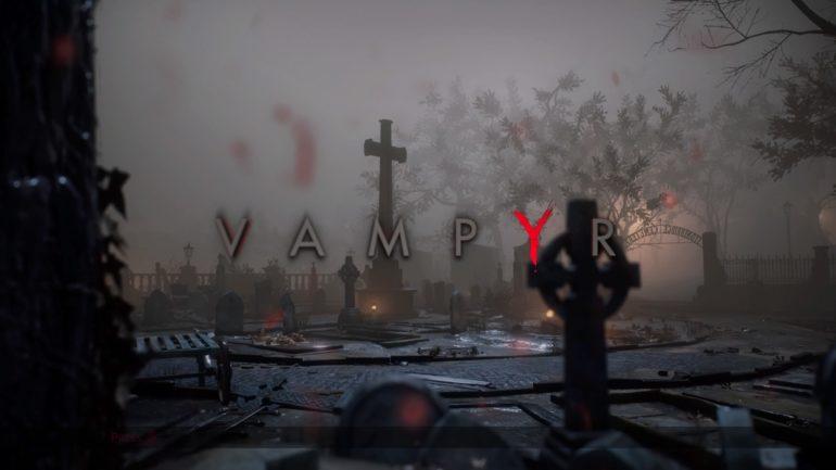 Vampyr - cover