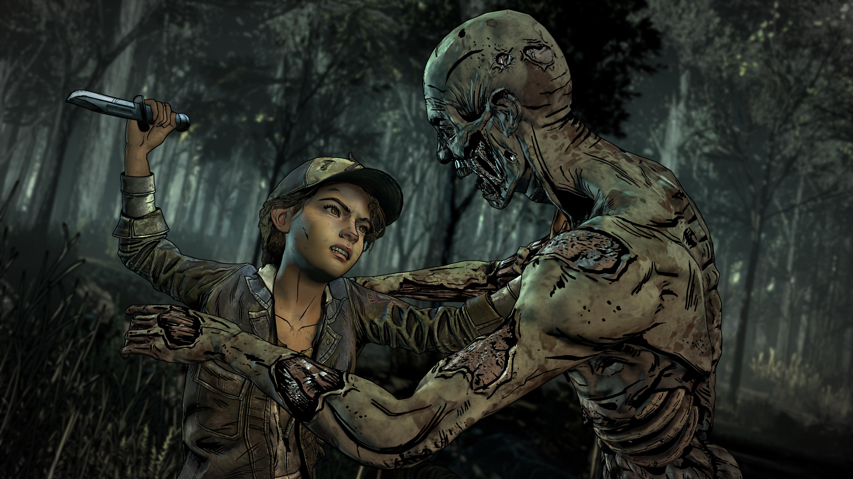 The Walking Dead: The Final Season - Clementine