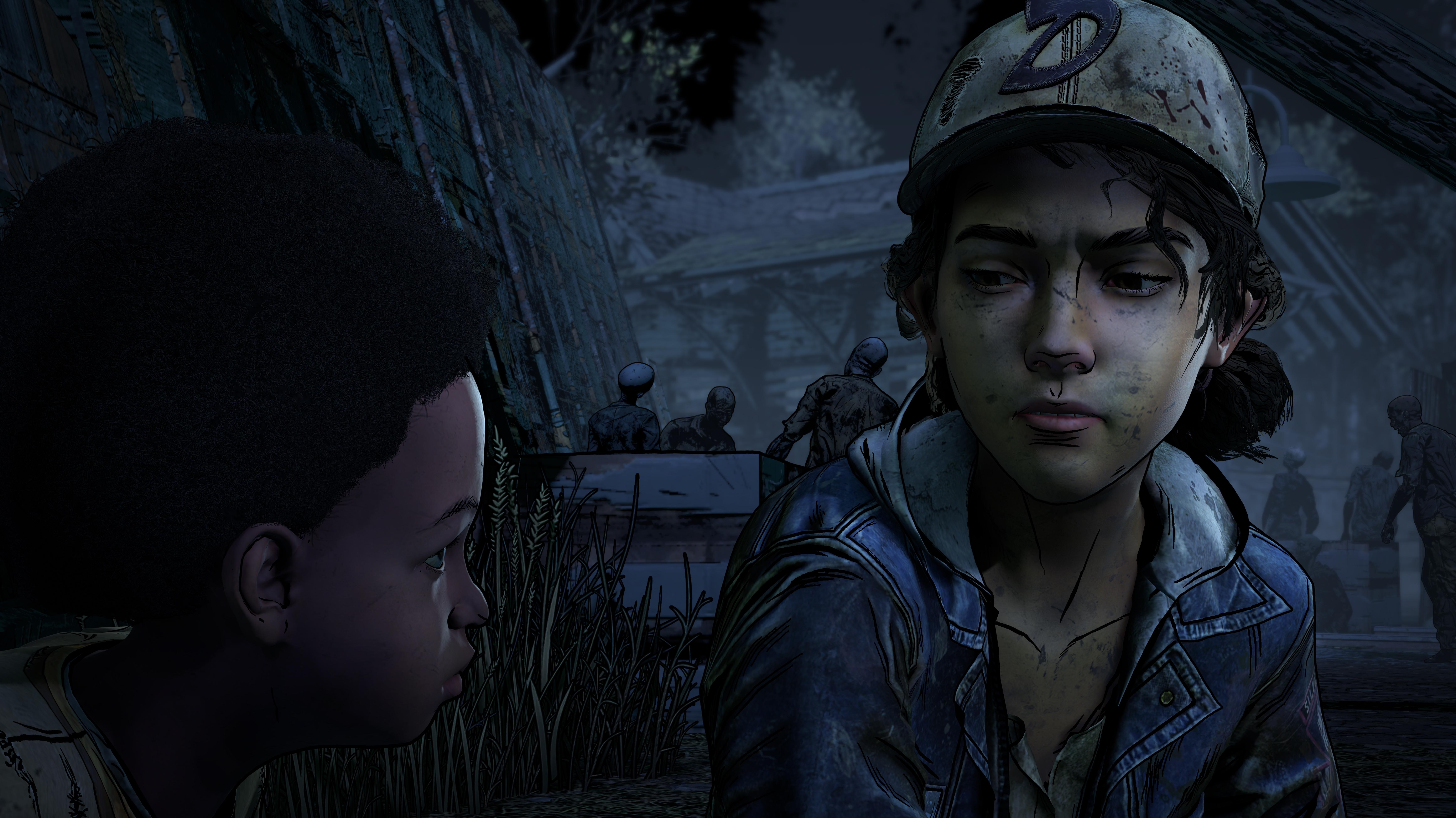 The Walking Dead: The Final Season - Clem and AJ