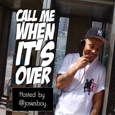 Call Me When Its Over Cover 3
