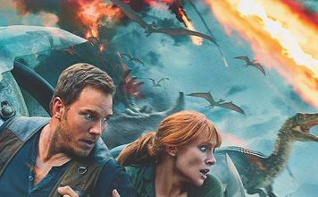 Jurassic World: Fallen Kingdom - movie poster