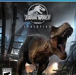 Jurassic World Evolution - packshot