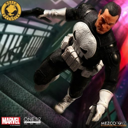 Mezco Punisher Special Ops 3