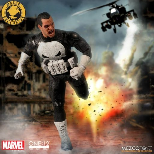 Mezco Punisher Special Ops 4