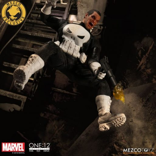 Mezco Punisher Special Ops 7