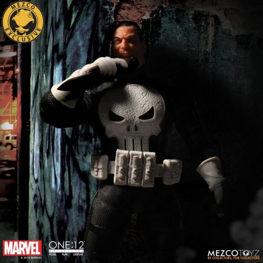 Mezco Punisher Special Ops 11