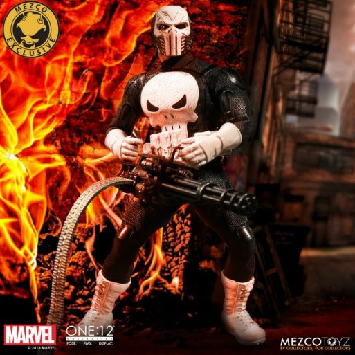 Mezco Punisher Special Ops 1