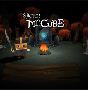 Survive! Mr.Cube - cover