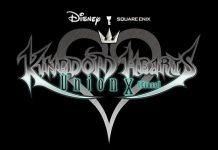 Kingdom Hearts Union x - cover
