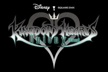 Kingdom Hearts Union x - cover