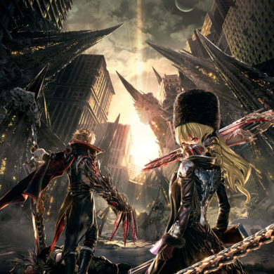 Code Vein - Key Art for box
