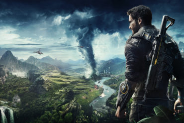 Just Cause 4 - key art