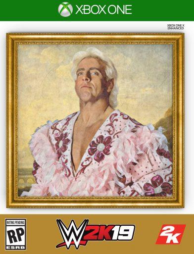 WWE2K19 XB1 CE FOB
