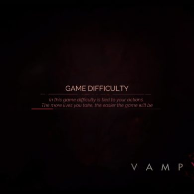 Vampyr - new difficulty