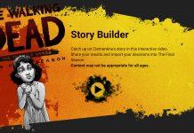 The Walking Dead - Story Builder