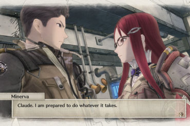 Valkyria Chronicles 4 - Minerva Victor