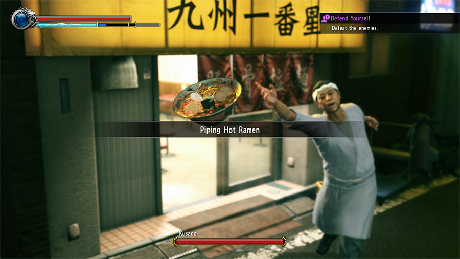Yakuza Kiwami 2 - Allies