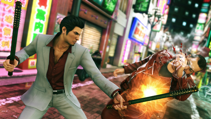 Yakuza Kiwami 2 - to the beat!