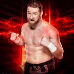 WWE2K19 Roster Sami Zayn