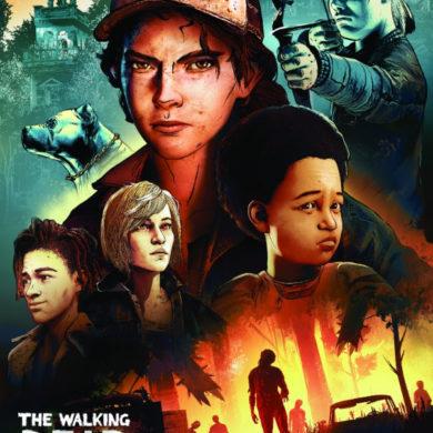 The Walking Dead: The Final Season - poster