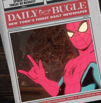 Marvel's Spider-Man - cover