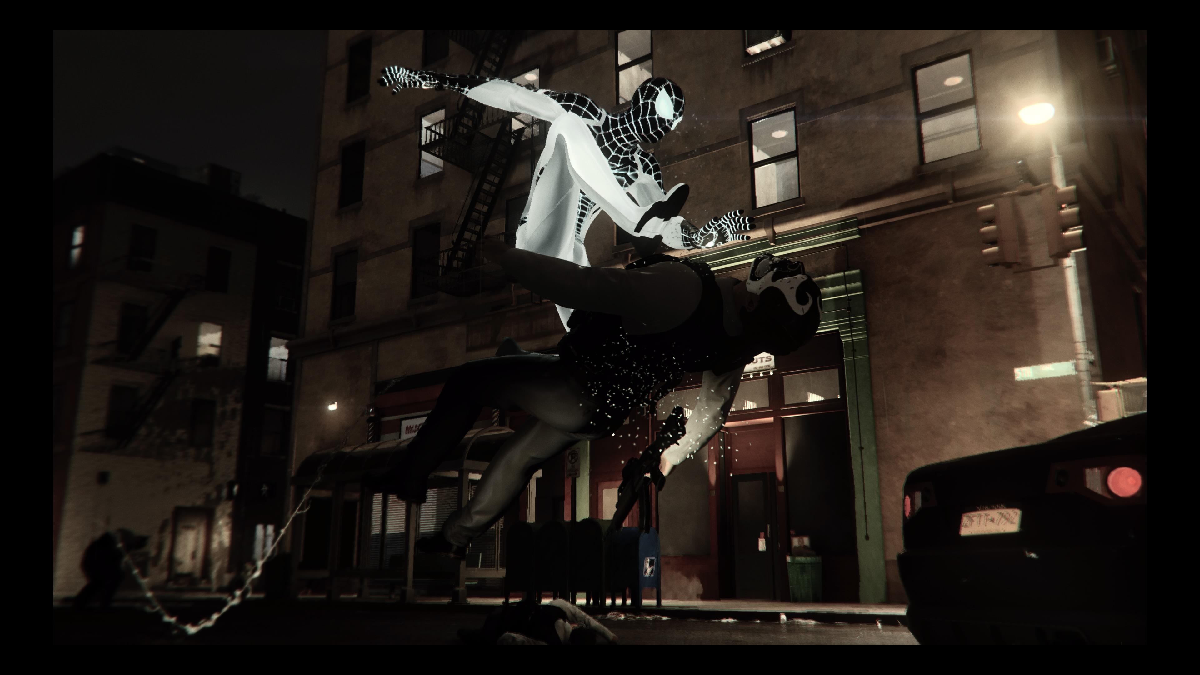 Marvel's Spider-Man - takedown
