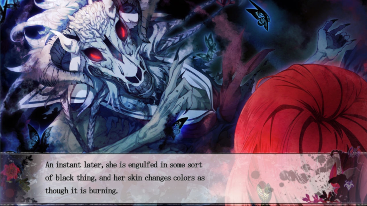 Psychedelica of the Black Butterfly - encounter