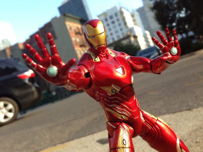 Iron Man Mk 50 Joins Disney S Marvel Select Line