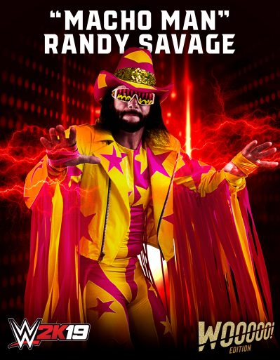 Wooooo Edition Randy Savage