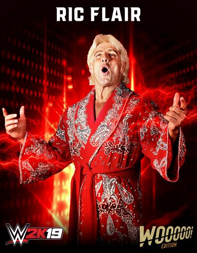 Wooooo Edition Ric Flair