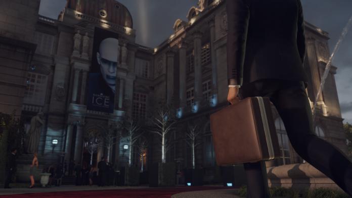 HITMAN 2 - briefcase in Paris