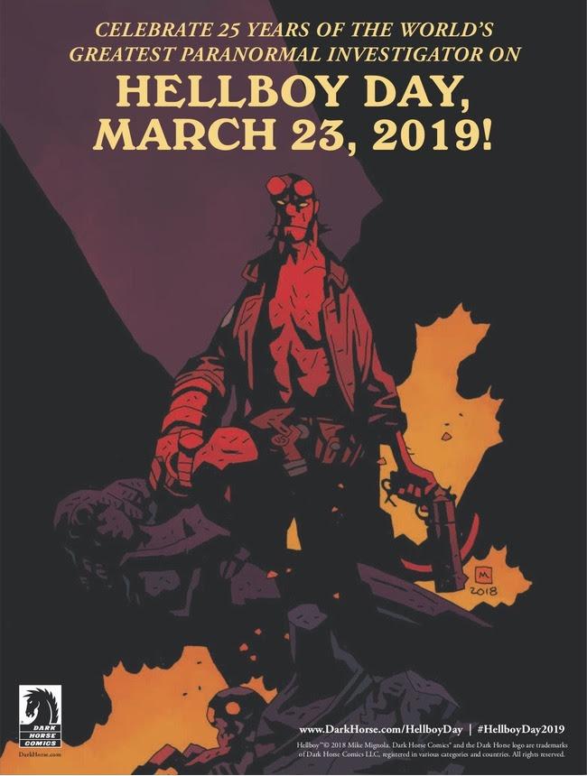 Hellboy Day 2019