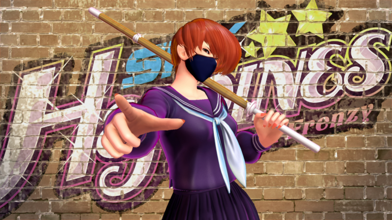 SNK Heroines Tag Team Frenzy - MissX01