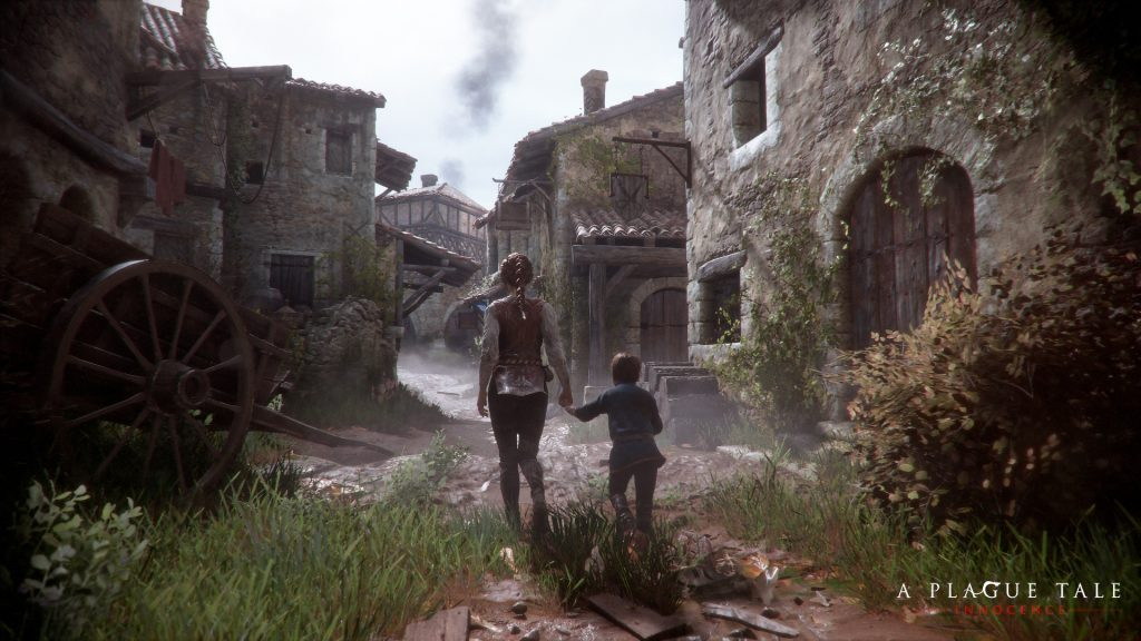 A Plague Tale: Innocence - town square