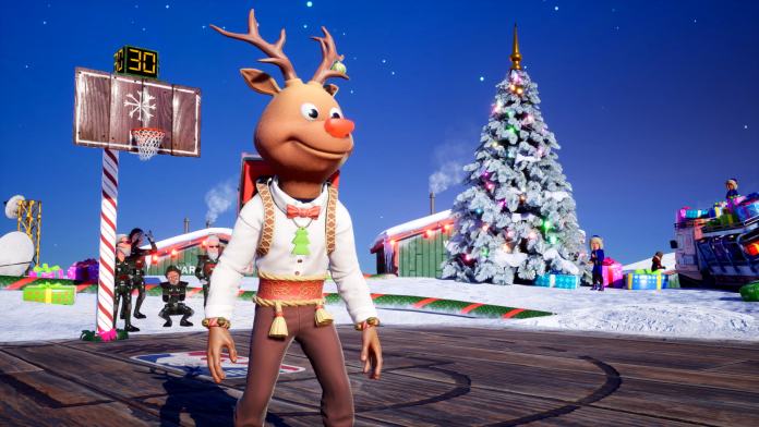 NBA Playgrounds 2 DLC