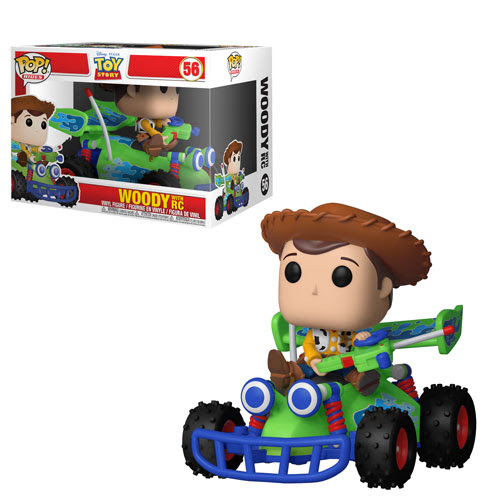 Toy Story Woody Pop! Ride